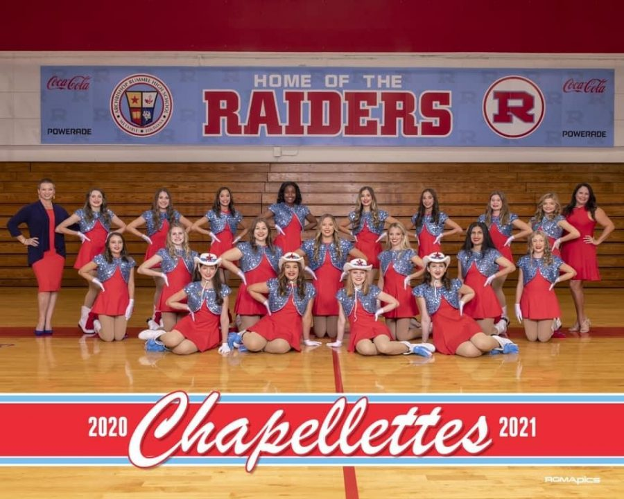 The Word's Club Spotlight is…The Chapellettes!!!!